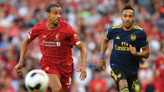 Liverpool - Arsenal 3-1: Salah ghi cú đúp, nhấn chìm Pháo thủ ảnh 3