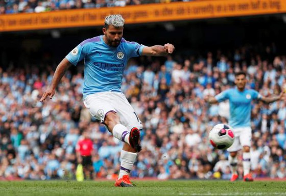 Man City - Brighton 4-0: Aguero ghi cúp đúp   ảnh 5