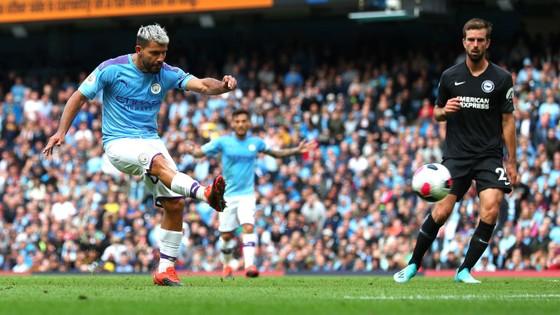 Man City - Brighton 4-0: Aguero ghi cúp đúp   ảnh 6