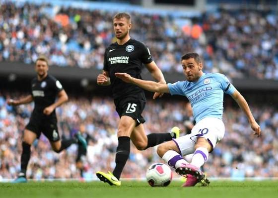 Man City - Brighton 4-0: Aguero ghi cúp đúp   ảnh 8