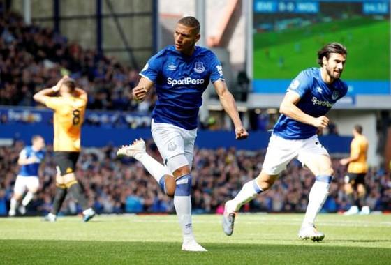 Everton - Wolves 3-2: Richarlison ghi cú đúp, Iwobi góp sức hạ gục Bầy sói ảnh 3