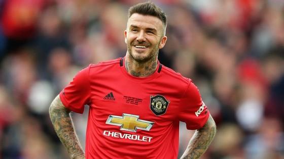 Beckham mơ được dẫn dắt tuyển Anh
