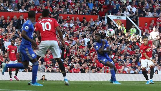Man United - Leicester City 1-0: Rashford lại tỏa sáng giúp Quỷ đỏ lên hạng 4 ảnh 5