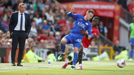 Man United - Leicester City 1-0: Rashford lại tỏa sáng giúp Quỷ đỏ lên hạng 4 ảnh 4
