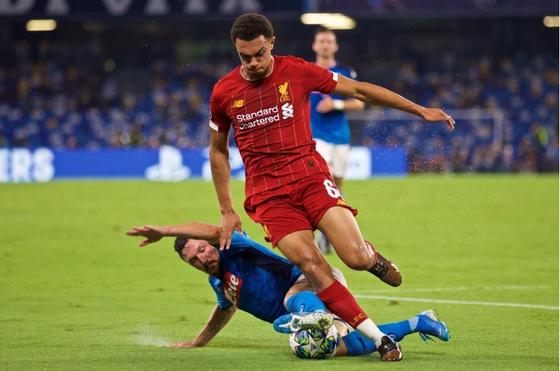 Liverpool thua Napoli để… thắng Champions League cuối mùa! ảnh 4