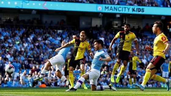 Man City - Watford 8-0: Bernardo ghi hattrick khi De Bruyne sắm vai người hùng ảnh 4