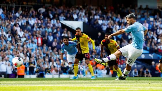 Man City - Watford 8-0: Bernardo ghi hattrick khi De Bruyne sắm vai người hùng ảnh 5