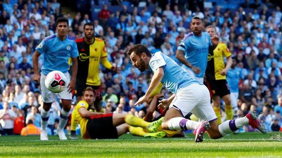 Man City - Watford 8-0: Bernardo ghi hattrick khi De Bruyne sắm vai người hùng ảnh 7
