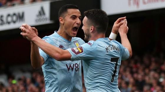 Arsenal - Aston Villa 3-2: Pepe, Callum, Aubameyang xuất sắc lội ngược dòng ảnh 4