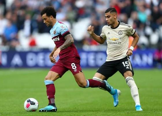 West Ham - Man United 2-0: Quỷ đỏ thảm bại. tụt xuống thứ 8 ảnh 7