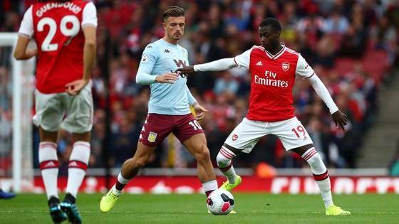 Arsenal - Aston Villa 3-2: Pepe, Callum, Aubameyang xuất sắc lội ngược dòng ảnh 3
