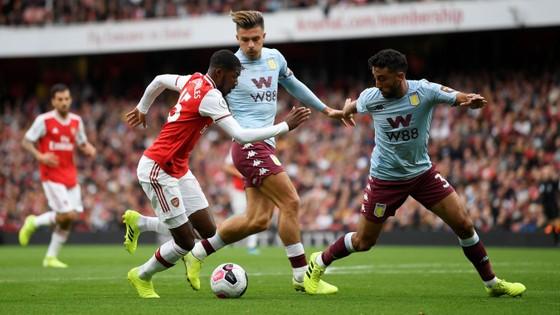 Arsenal - Aston Villa 3-2: Pepe, Callum, Aubameyang xuất sắc lội ngược dòng ảnh 5