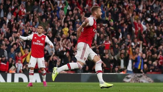 Arsenal - Aston Villa 3-2: Pepe, Callum, Aubameyang xuất sắc lội ngược dòng ảnh 8