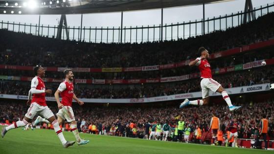 Arsenal - Aston Villa 3-2: Pepe, Callum, Aubameyang xuất sắc lội ngược dòng ảnh 9