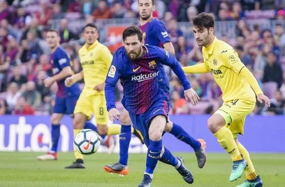 Messi sẽ ra sân từ đầu.