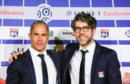 Sylvinho và Juninho