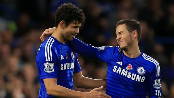 Máu lửa trận derby thành Madrid – Hazard đụng độ Costa ảnh 3