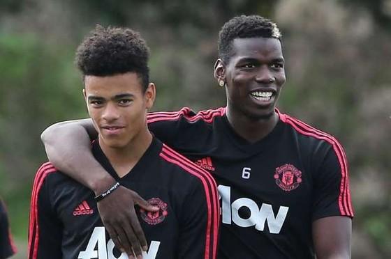 Trước trận đại chiến Arsenal, Man United đón Pogba và Greenwood trở lại ảnh 1