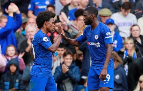 Chelsea - Brighton 2-0: Jorginho và Willian lập công ảnh 7