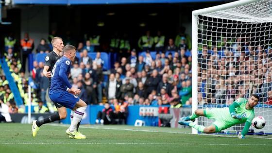 Chelsea - Brighton 2-0: Jorginho và Willian lập công ảnh 4