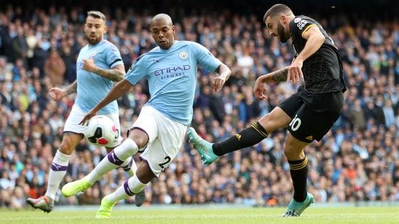 Man City - Wolves 0-2: Adama Traore ghi cú đúp, hạ gục nhà vô địch ảnh 3