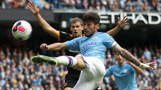 Man City - Wolves 0-2: Adama Traore ghi cú đúp, hạ gục nhà vô địch ảnh 6