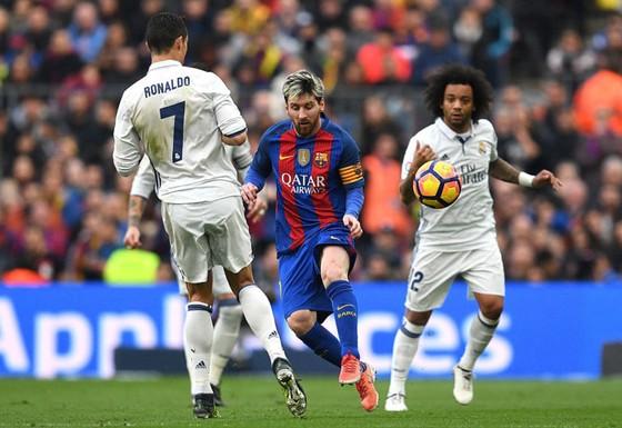 Messi nhớ kình địch Cristiano Ronaldo