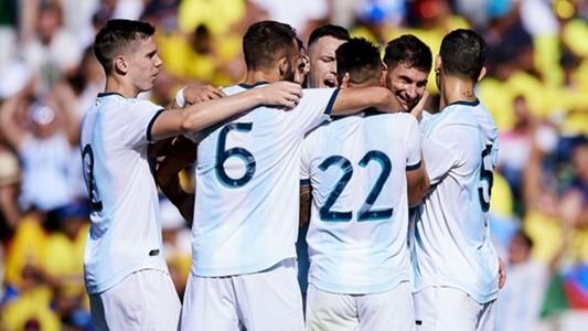 Đè bẹp Ecuador 6-1, Argentina không cần Messi ảnh 1