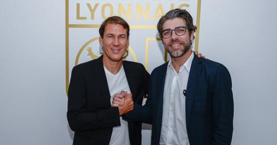 Rudi Garcia thế chỗ Sylvinho ở Lyon ảnh 1