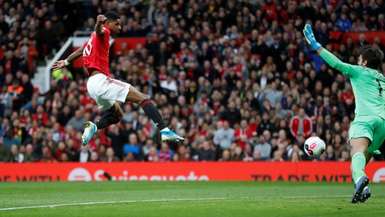 Man United - Liverpool 1-1: Marcus Rashford tỏa sáng trong đêm bùng nổ của Quỷ đỏ ảnh 5