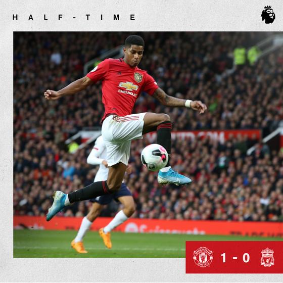 Man United - Liverpool 1-1: Marcus Rashford tỏa sáng trong đêm bùng nổ của Quỷ đỏ ảnh 6