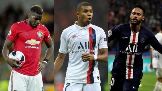 Juventus xin tăng vốn 300 triệu euro để săn mua Mbappe, Neymar và Pogba