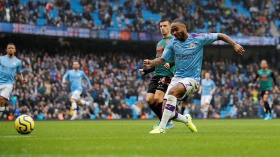 Man City - Aston Villa 3-0: Sterling, De Bruyne và Gundogan ghi tuyệt phẩm ảnh 8