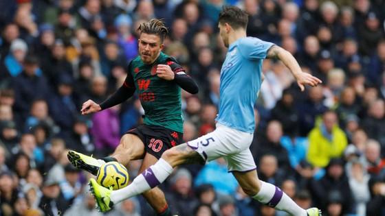 Man City - Aston Villa 3-0: Sterling, De Bruyne và Gundogan ghi tuyệt phẩm ảnh 6