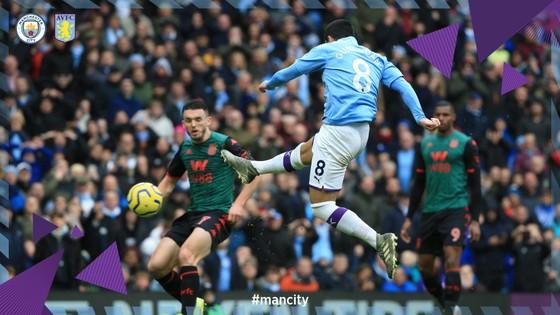 Man City - Aston Villa 3-0: Sterling, De Bruyne và Gundogan ghi tuyệt phẩm ảnh 11