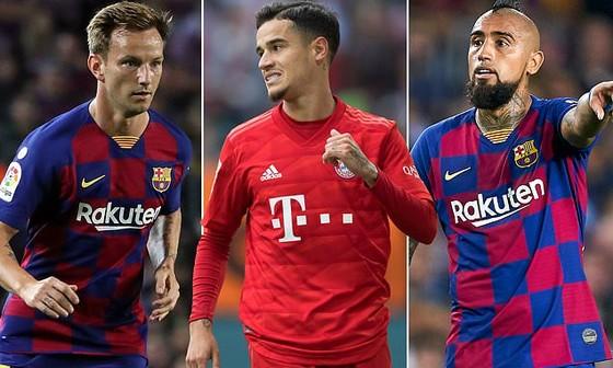 Barcelona xả hàng kiếm 130 triệu Euro: Rakitic, Coutinho và Vidal đua nhau lên sàn