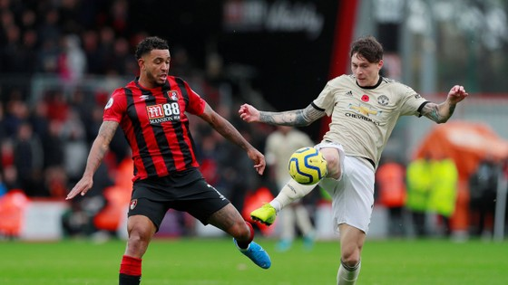 Bournemount - Man United 1-0: Joshua King nhấn chìm Quỷ đỏ ảnh 8