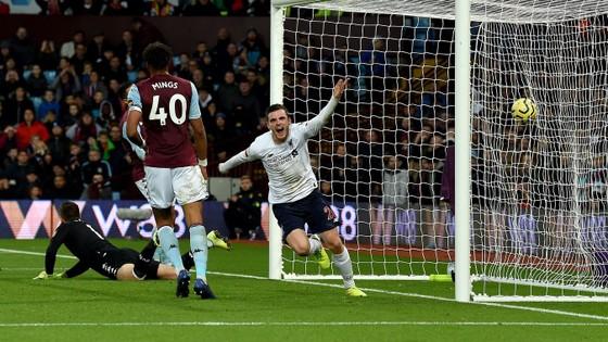 Aston Villa - Liverpool 1-2. Robertson, Sadio Mane giúp Klopp thắng ngược phút chót ảnh 8