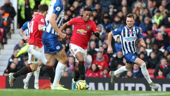 Man United - Brighton 3-1: Đòn phản công độc địa của Solskjaer ảnh 8