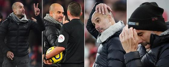 Báo chí Anh chỉ trích Pep Guardiola quá kiêu ngạo trong trận thua Liverpool ảnh 1