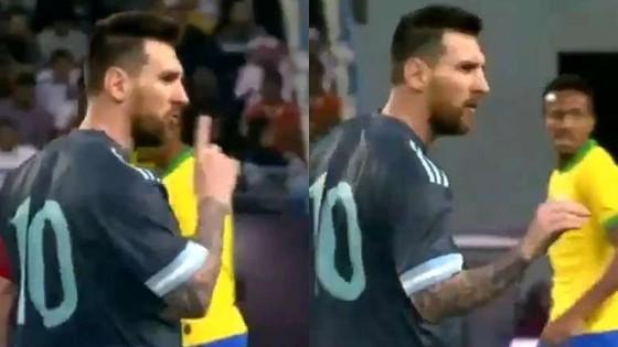 Messi nói HLV tuyển Brazil câm miệng ảnh 2