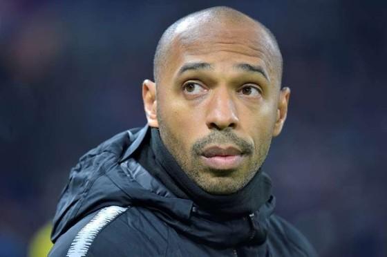 Cựu danh thủ Pháp Thierry Henry