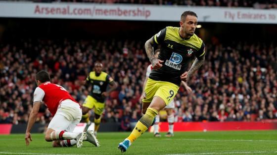 Arsenal - Southampton 2-2: Lacazette cứu nguy Pháo thủ phút 90+6 ảnh 2