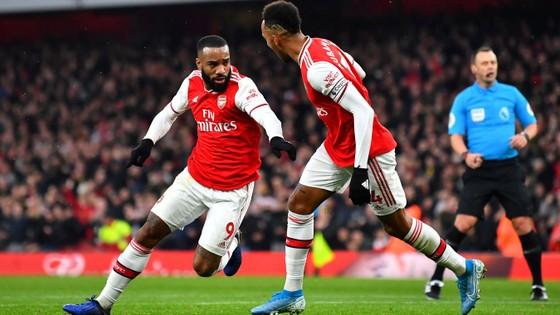 Arsenal - Southampton 2-2: Lacazette cứu nguy Pháo thủ phút 90+6 ảnh 4