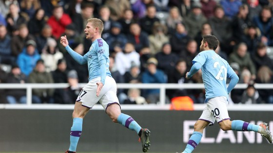 Newcastle - Man City 2-2: Choáng khi Chích chòe cầm chân Man City ảnh 7