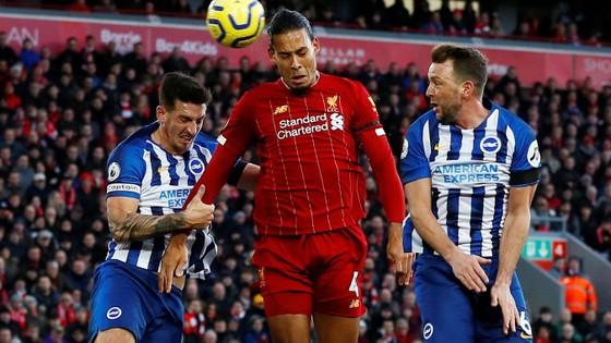 Liverpool - Brighton 2-0: Sát thủ Van Dijk giúp Liverpool bứt xa Man City 11 điểm ảnh 5