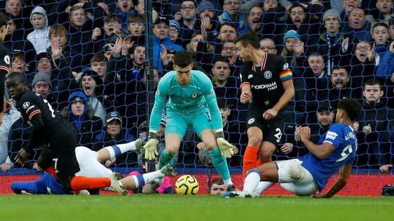 Everton - Chelsea 3-1: Calvert-Lewin nhấn chìm The Blues để đền ơn Ferguson ảnh 7