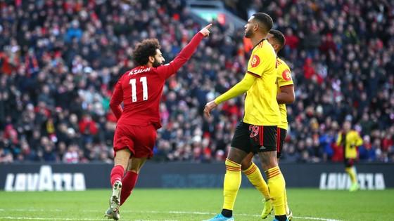 Liverpool - Watford 2-0: Mo Salah tỏa sáng với cú đúp ảnh 11