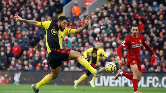 Liverpool - Watford 2-0: Mo Salah tỏa sáng với cú đúp ảnh 3