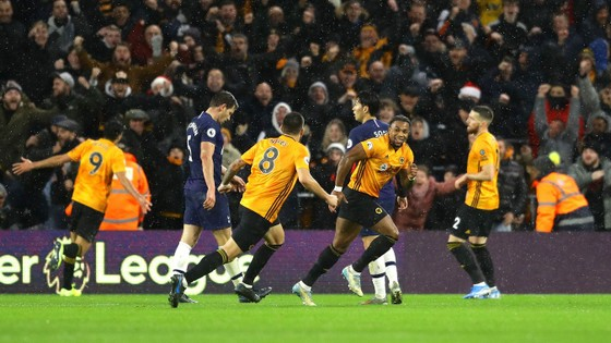 Wolves - Tottenham 1-2: Điều kỳ diệu Lucas Moura ảnh 7